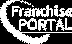 Logo white Franchiseportal